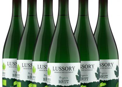 Lussory brut organic 6 b